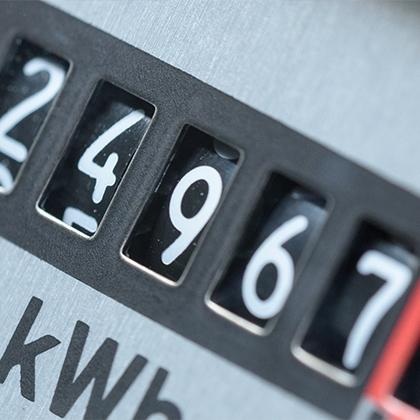 Zählerstände Melden – GEO Energie Ostalb